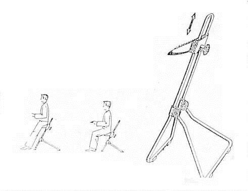 La importancia de la elecci n de la silla 6 parte el for Sillas cajeras ergonomicas