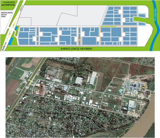 Parque industrial Sauce Viejo