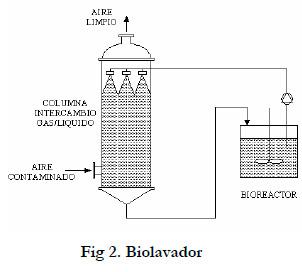 Fig 2. Biolavador