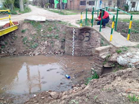 dab078540 Cuenca Matanza Riachuelo. Medición del Estado del Agua Superficial y ...