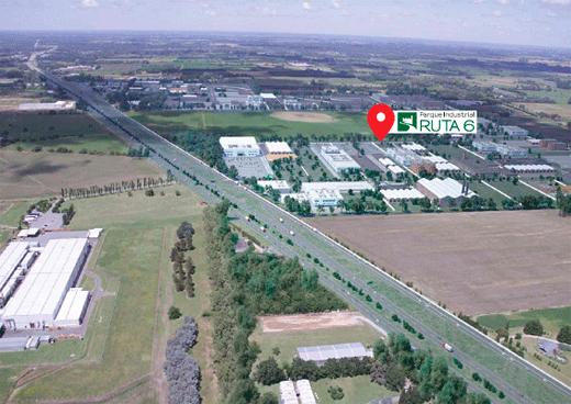 Parque Industrial General Savio